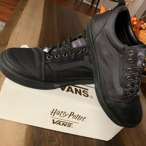 Vans Old Skool Harry Potter Deathly Hallows